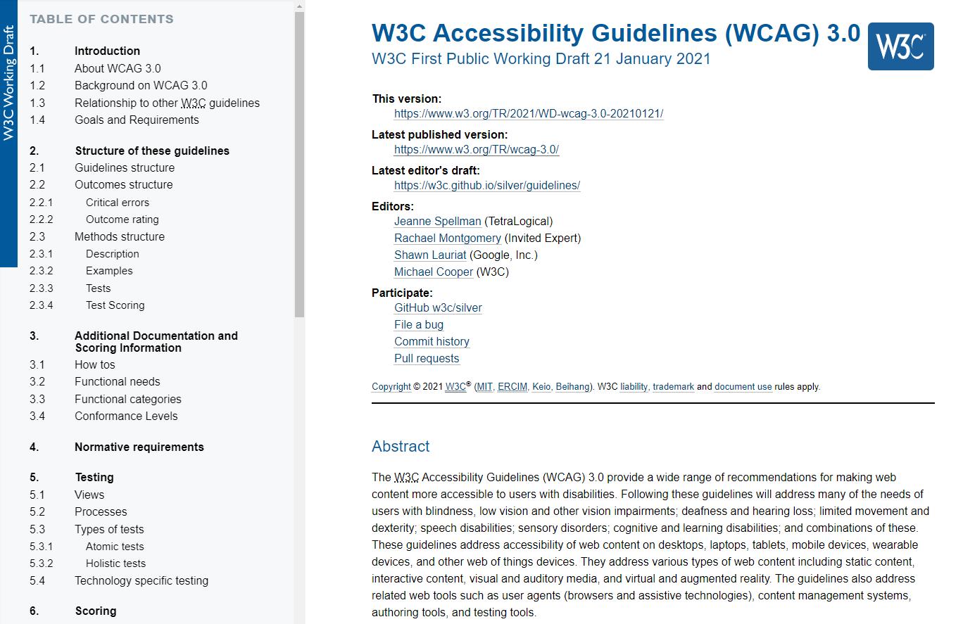 Tu Web Accesible - Accesibilidad Web